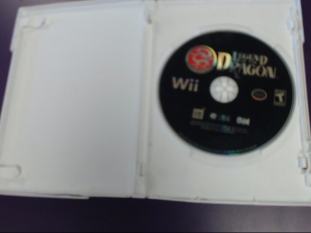 Nintendo Wii -- Legend of the Dragon