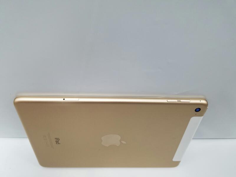 Apple iPad mini 4 16GB, Wi-Fi + Cellular (Unlocked), 7.9in - Gold MK882LL/A