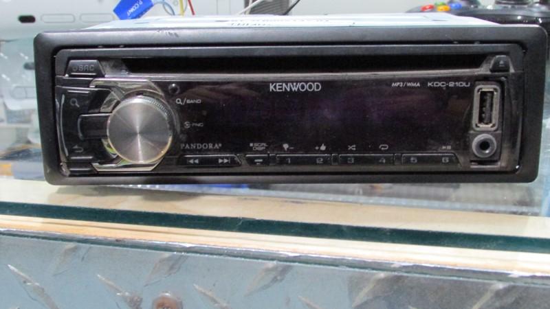 KENWOOD CAR AUDIO KDC-210U