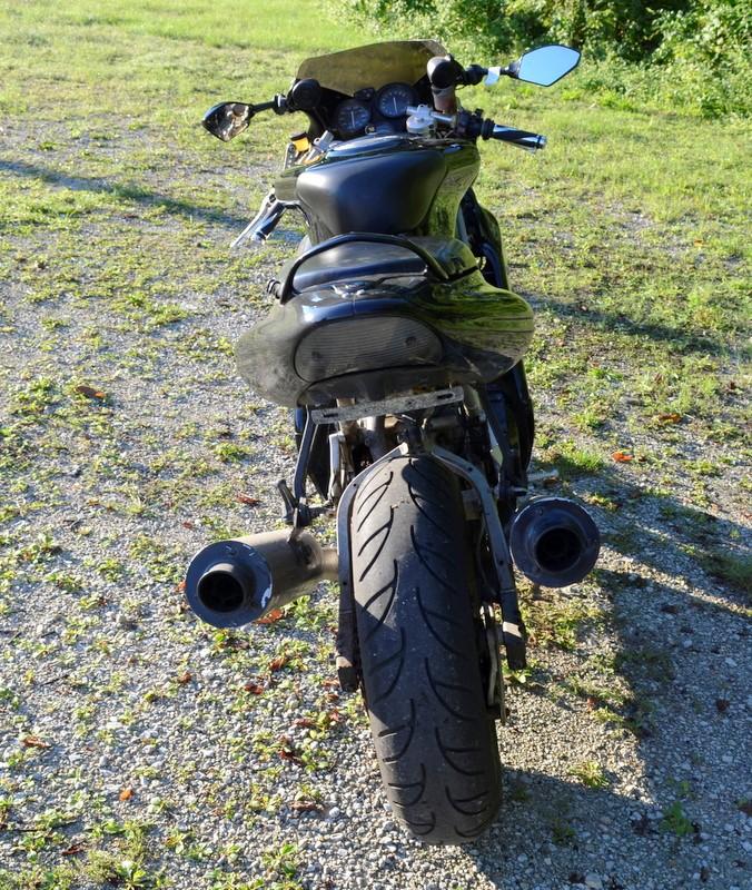 DUCATI MOTORCYCLE 750SS