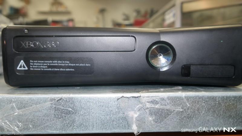MICROSOFT XBox 360 XBOX 360S - 4GB - 1439 - CONSOLE