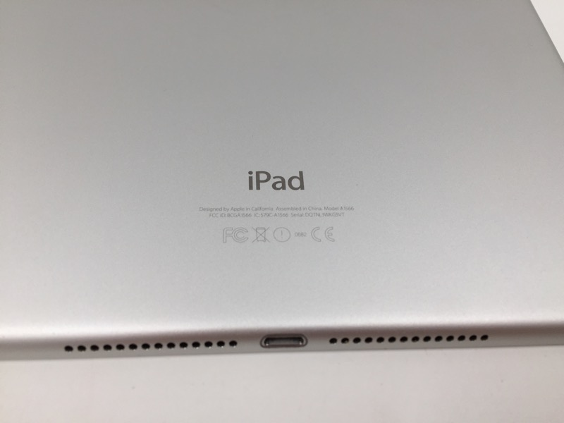 APPLE IPAD AIR 2ND GENERATION 16GB WHITE MGLW2LL/A