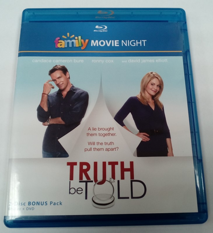 BLU-RAY TRUTH BE TOLD