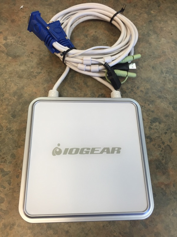 IOGEAR Networking & Communication GCS634U