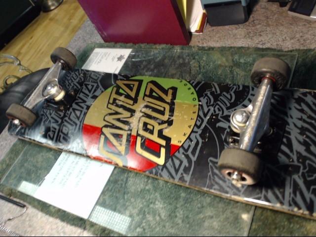 SANTA CRUZ Skateboard SKATEBOARD
