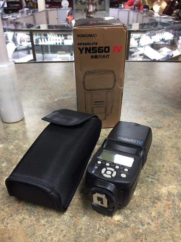YONGNUO Flash YN560 IV