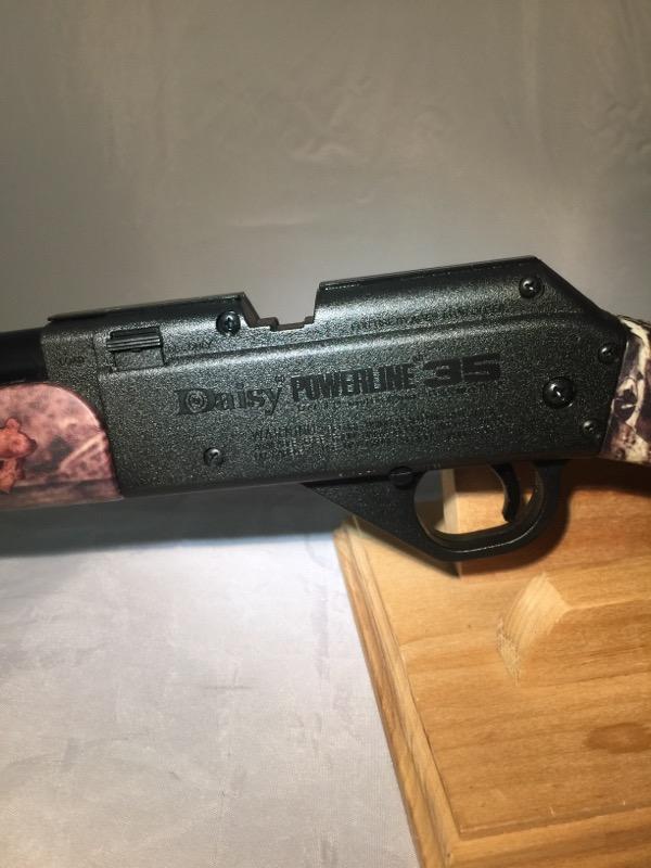 DAISY Hunting Gear POWERLINE 35