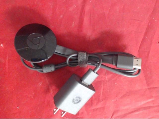 GOOGLE Digital Media Receiver CHROMECAST NC2-6A5