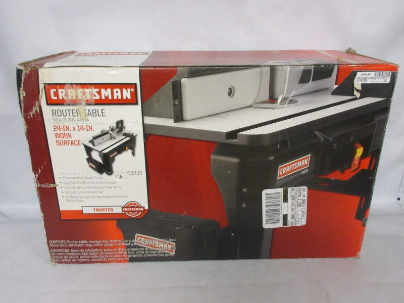 CRAFTSMAN Table Saw 928130