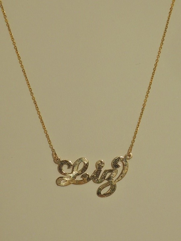 Gold Chain 14K Yellow Gold 3g