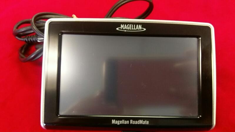 MAGELLAN GPS SYSTEM MODEL  MAGELLAN ROADMATE 1440