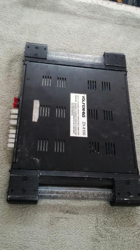 VOLEENHAG Amplifier ZX-8100