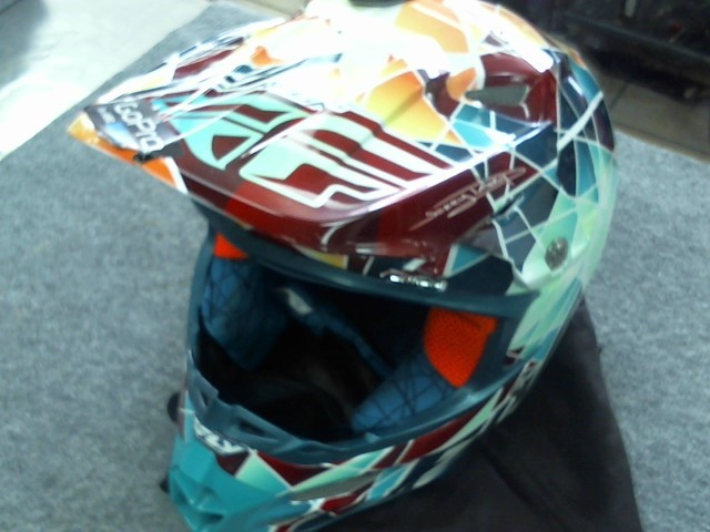 SNELL ACCOUSTIC Motorcycle Helmet FLY HELMET