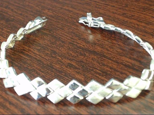 Silver Bracelet 925 Silver 12.1g