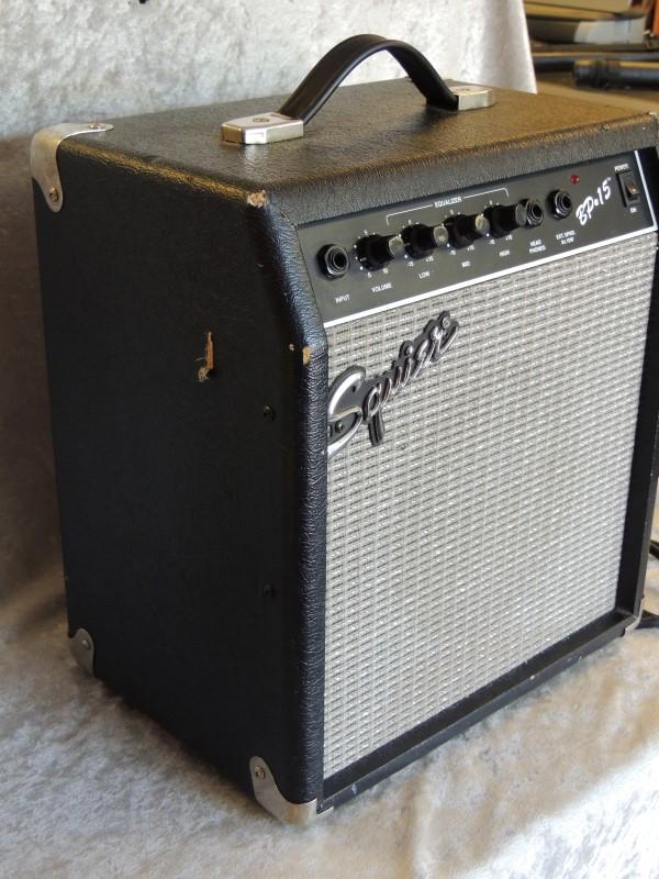 Fender Squire BP 15 Watt Bass Amp - Great For Practicing!