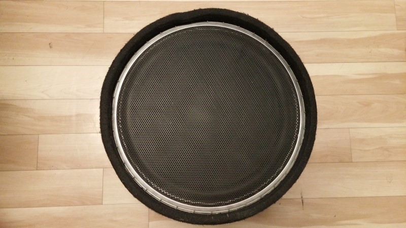 KENWOOD Speakers/Subwoofer KSC-W1200T