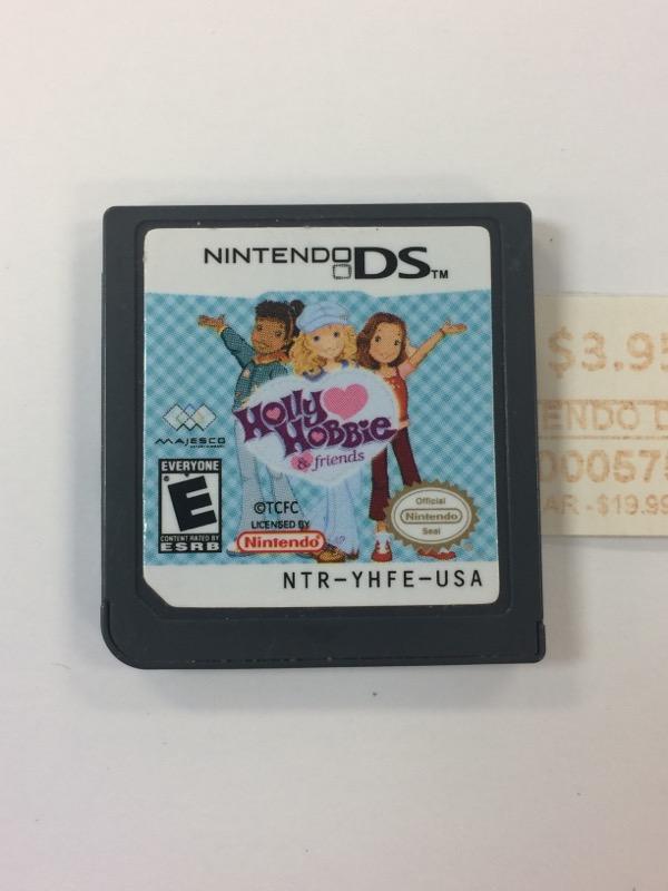 NINTENDO Nintendo DS Game HOLLY HOBBIE FRIENDS