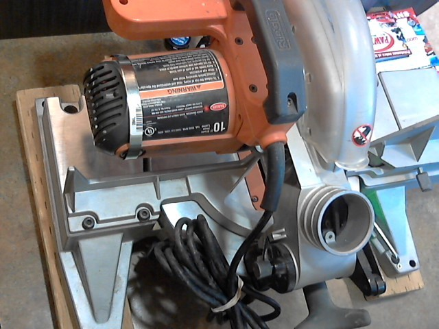 RIDGID TOOLS Miter Saw MS1065LZ