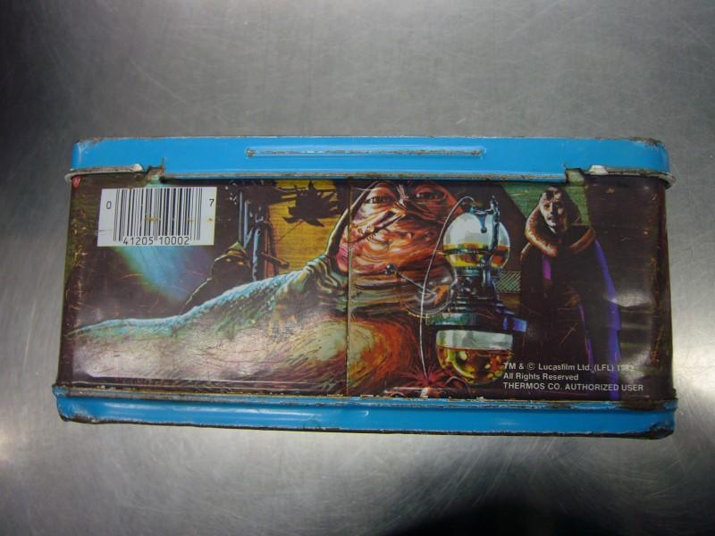 THERMOS Entertainment Memorabilia RETURN OF THE JEDI LUNCHBOX