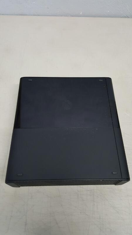Microsoft Xbox 360 Black E Console 4GB (Model 1538, 2013)