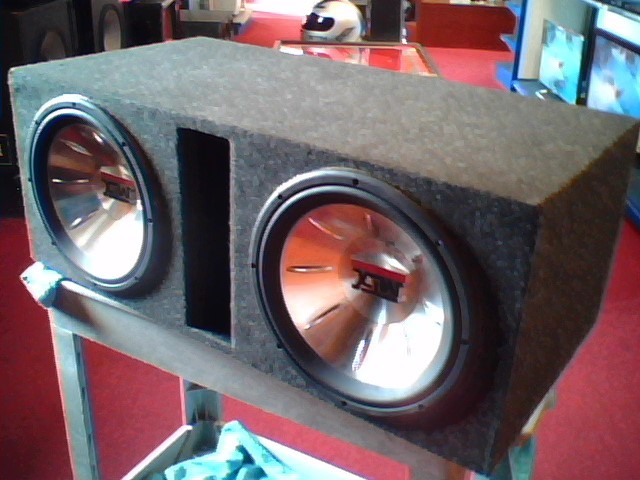 "MTX AUDIO Car Speakers/Speaker System 12"" SUBWOOFERS"