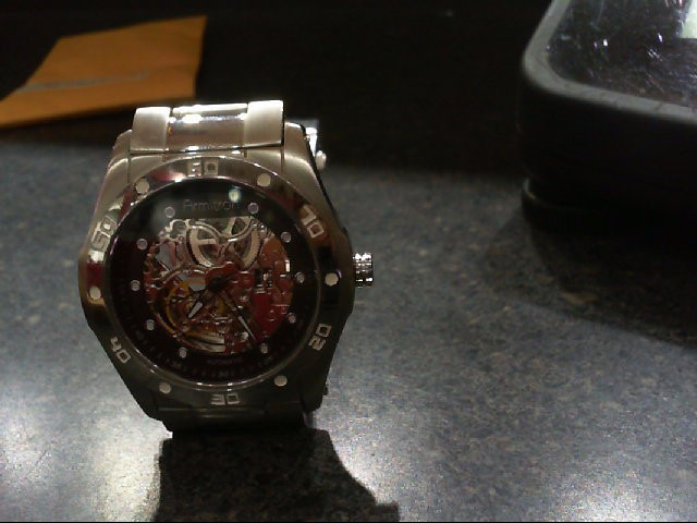 ARMITRON Gent's Wristwatch TY2807SV