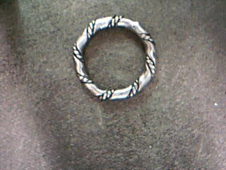 Lady's Silver Ring 925 Silver 3.19g