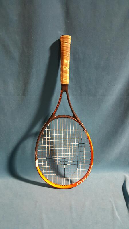 HEAD Tennis TI RADICAL MID PLUS