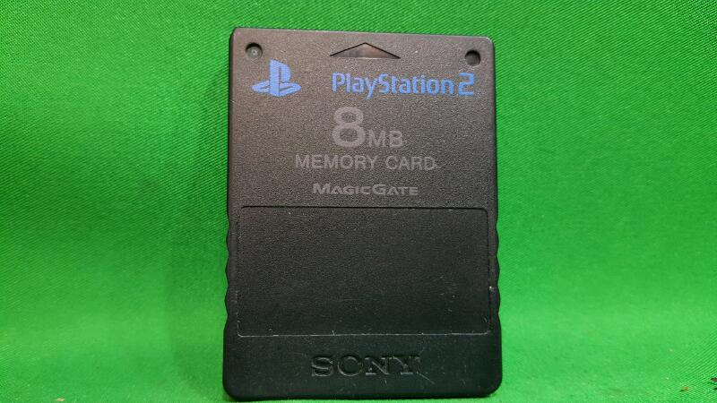 SONY PS2 8mb Memory Card SCPH-10020