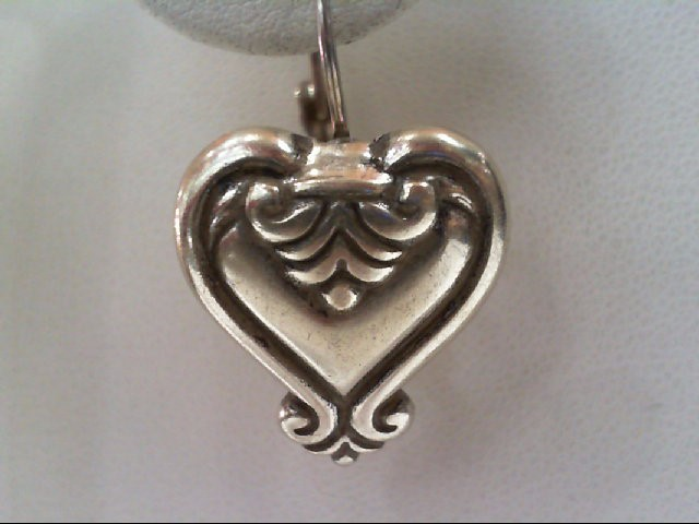 Silver Earrings 925 Silver 8.4g