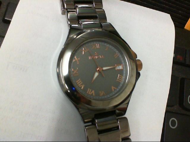 INVICTA Lady's Wristwatch 14521 DIAMOND