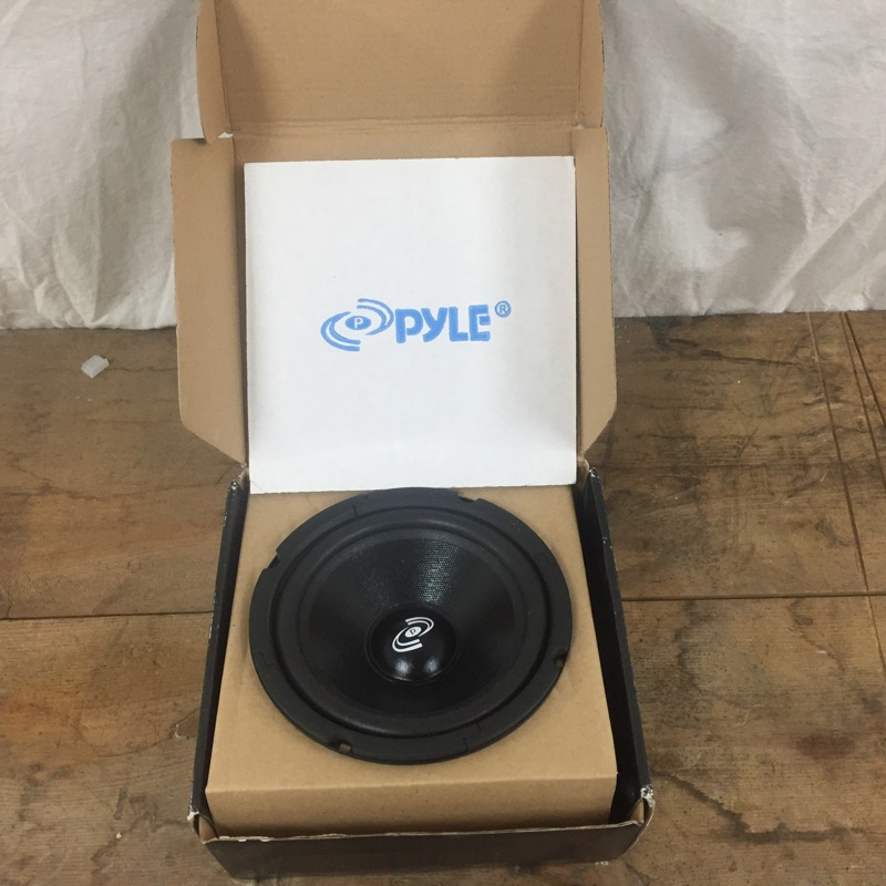 PYLE Car Speakers/Speaker System PDMW6
