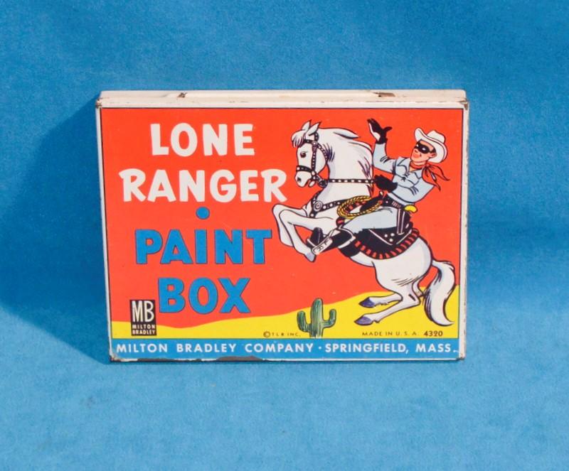 LONE RANGER Entertainment Memorabilia 4320
