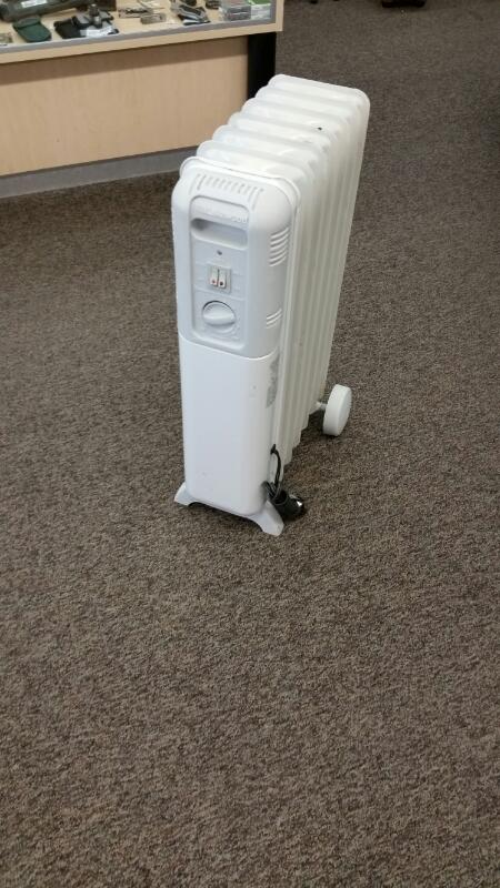 LAKEWOOD Heater 7101 HEATER