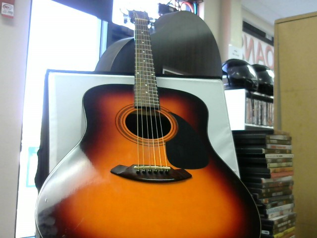 FENDER Acoustic Guitar CD-60 SB