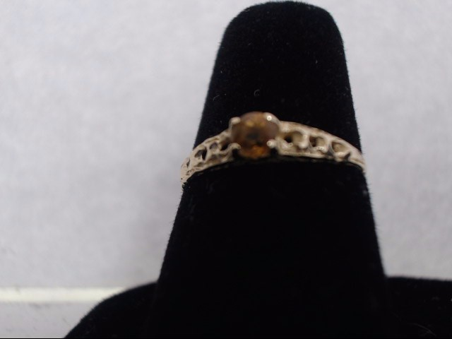 Child's Gold Ring 14K Yellow Gold 2.7g