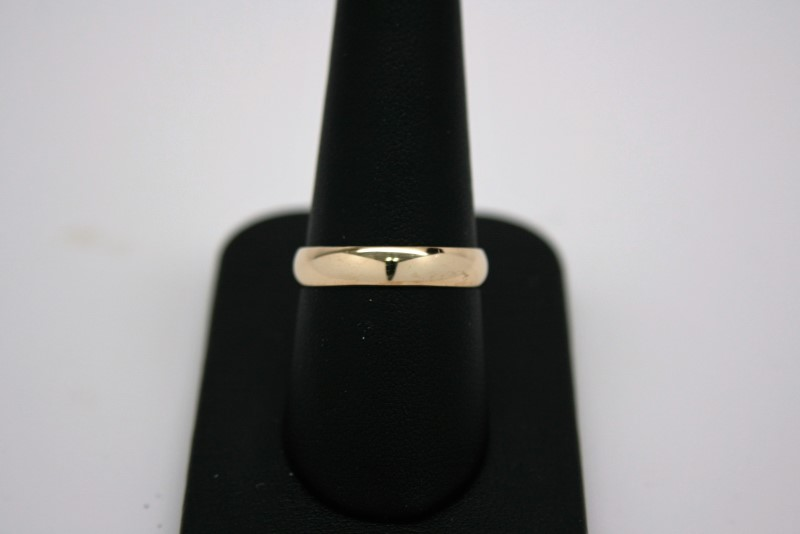 GOLD BAND 14K YELLOW GOLD