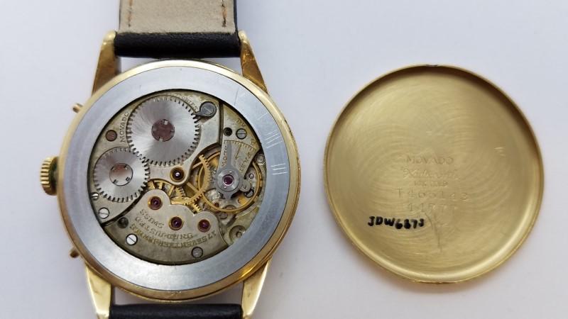 MOVADO Gent's Wristwatch T465143