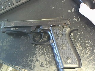 TAURUS Pistol PT 101 P