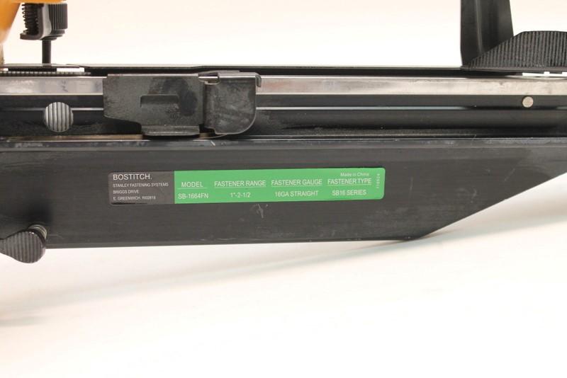 Bostitch 16 Gauge Straight Nailer SB-1664FN