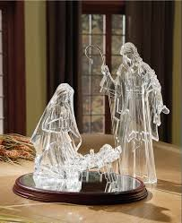 LARGE HOLY FAMILY BY ICY CRAFT