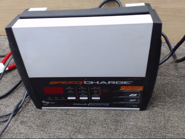 SCHUMACHER Battery/Charger SC-1200A
