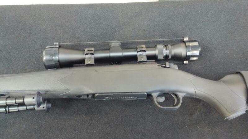 MOSSBERG Rifle PATRIOT