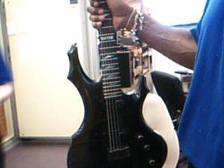 LTD GUITAR Electric Guitar F-200