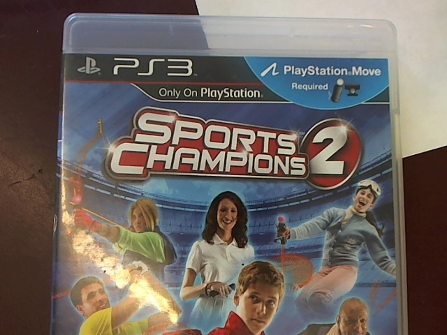 SONY PS3 SPORTS CHAMPIONS 2