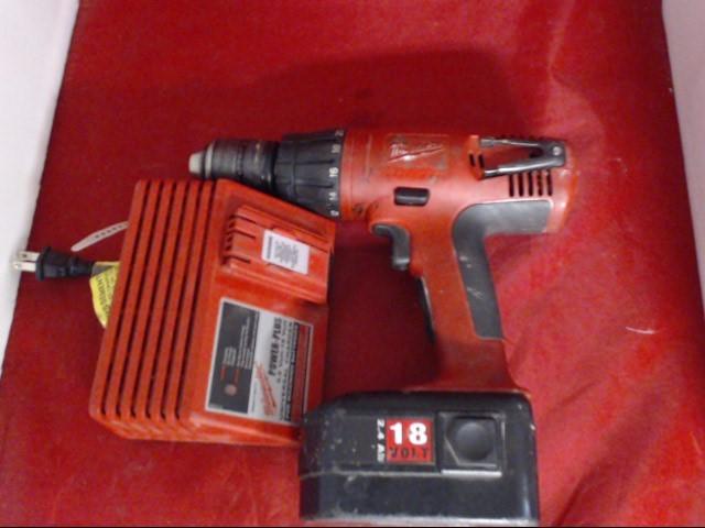 MILWAUKEE Hammer Drill 0627-20