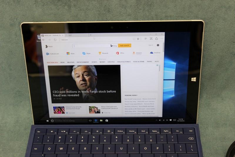 Microsoft Surface Pro 1.60GHz Intel Atom, 60GB, 2GB RAM