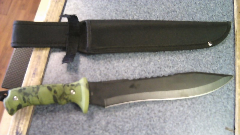 TAC ASSAULT Combat Knife KNIFE