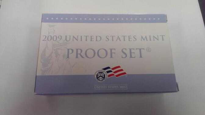 UNITED STATES 2009 UNITED STATES MINT PROOF SET