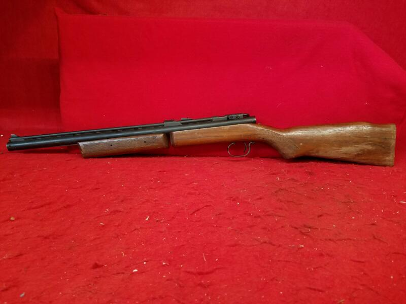 Benjamin Franklin Model 342 .22 Caliber Air Rifle